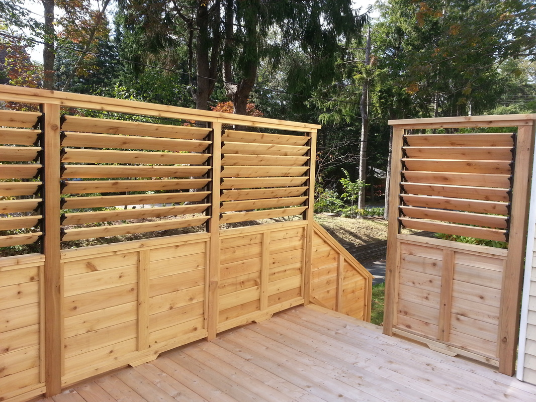 Privacy Walls Deck Tech Building Better Living